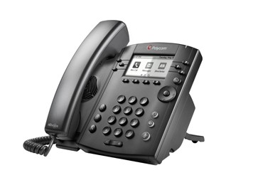 Polycom IP Business Media Phone VVX301 SfB/Lync