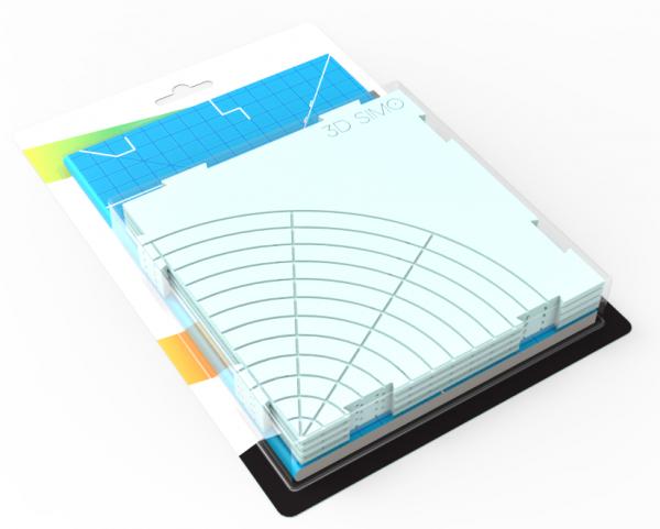 3Dsimo Silicone Pads für 3D Stifte