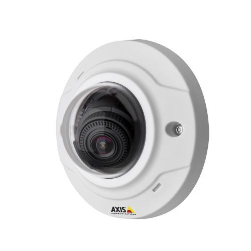AXIS Netzwerkkamera Fix Dome Mini M3045-WV HDTV1080p WLAN