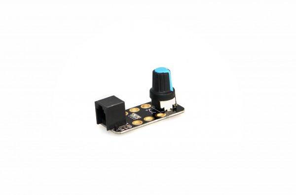 "Makeblock Sensor ""Potentiometer V1"" / Drehknopf Potentiometer für MINT Roboter"