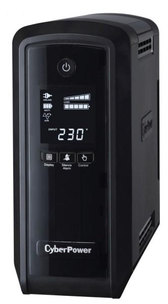 CyberPower USV, PFC-Serie, 900VA/540W, Line-Interactive, USB, reiner Sinus,