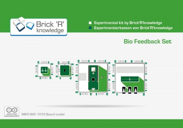 ALLNET Brick'R'knowledge Bio Feedback Set