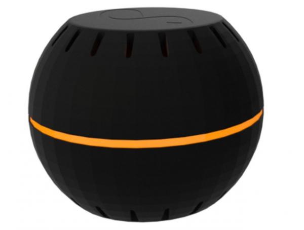 Shelly · Sensor · H&T · Black · WiFi Temperatur & Feuchtigkeits Sensor