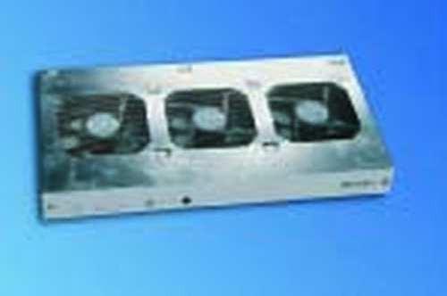 Knürr Schrank Lüfterdach, CoolBlast, 2-Lüfter mit Thermostat