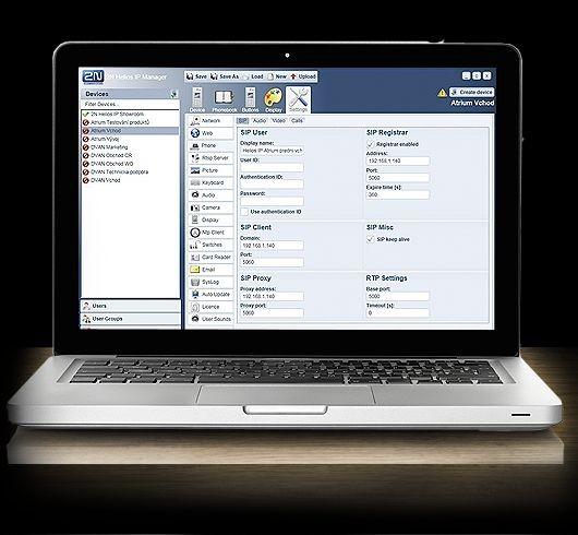 2N Software Access Commander - BOX+ Lizenz für +5 Geräte