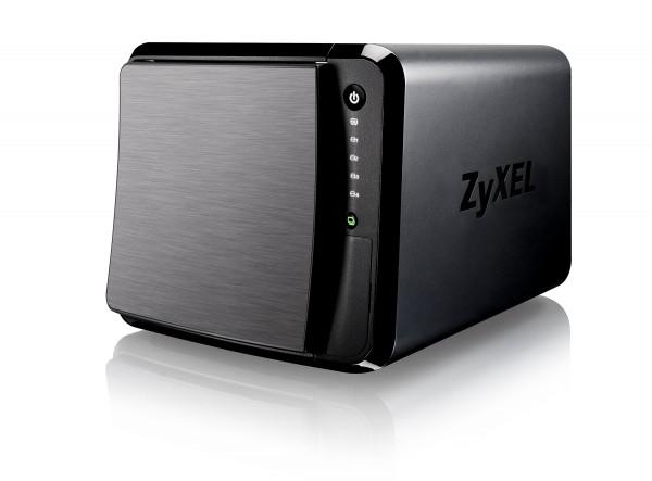 ZyXEL NAS Network Storage 4-Bay NAS542