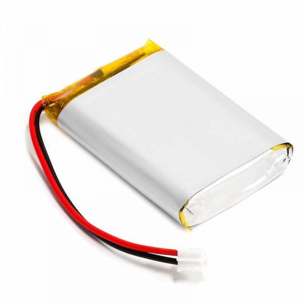 Makeblock Zubehör Akku für mBot-S & Arduino Nano MKR Serie / Wiederaufladbarer LiPo Akku 3,75V 1800mAh