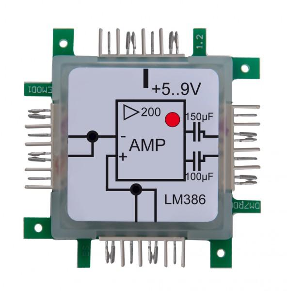 ALLNET Brick'R'knowledge Operationsverstärker LM386