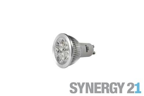 Synergy 21 LED Retrofit GU10 4x1W nw