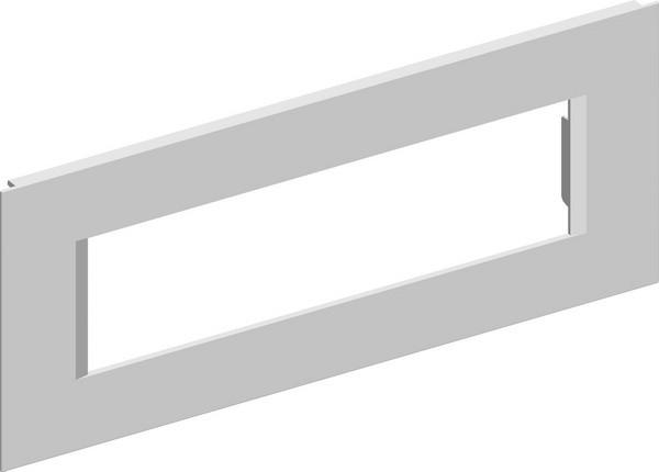 TEM Serie Modul Brüstungskanal COVER PLATE MA92 7M ES