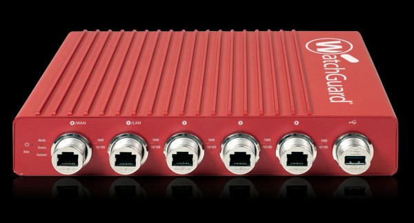 WatchGuard Firebox T35-Rugged with 3-yr Total Security Suite, *Promo 1.1.-31.3.2020